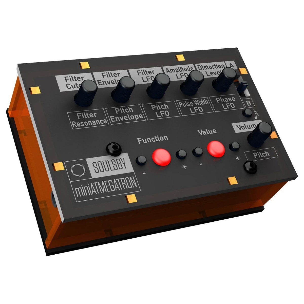 Hack me electronics has announced that that the rockit synthesizer - a diy 8-bit synthesizer project