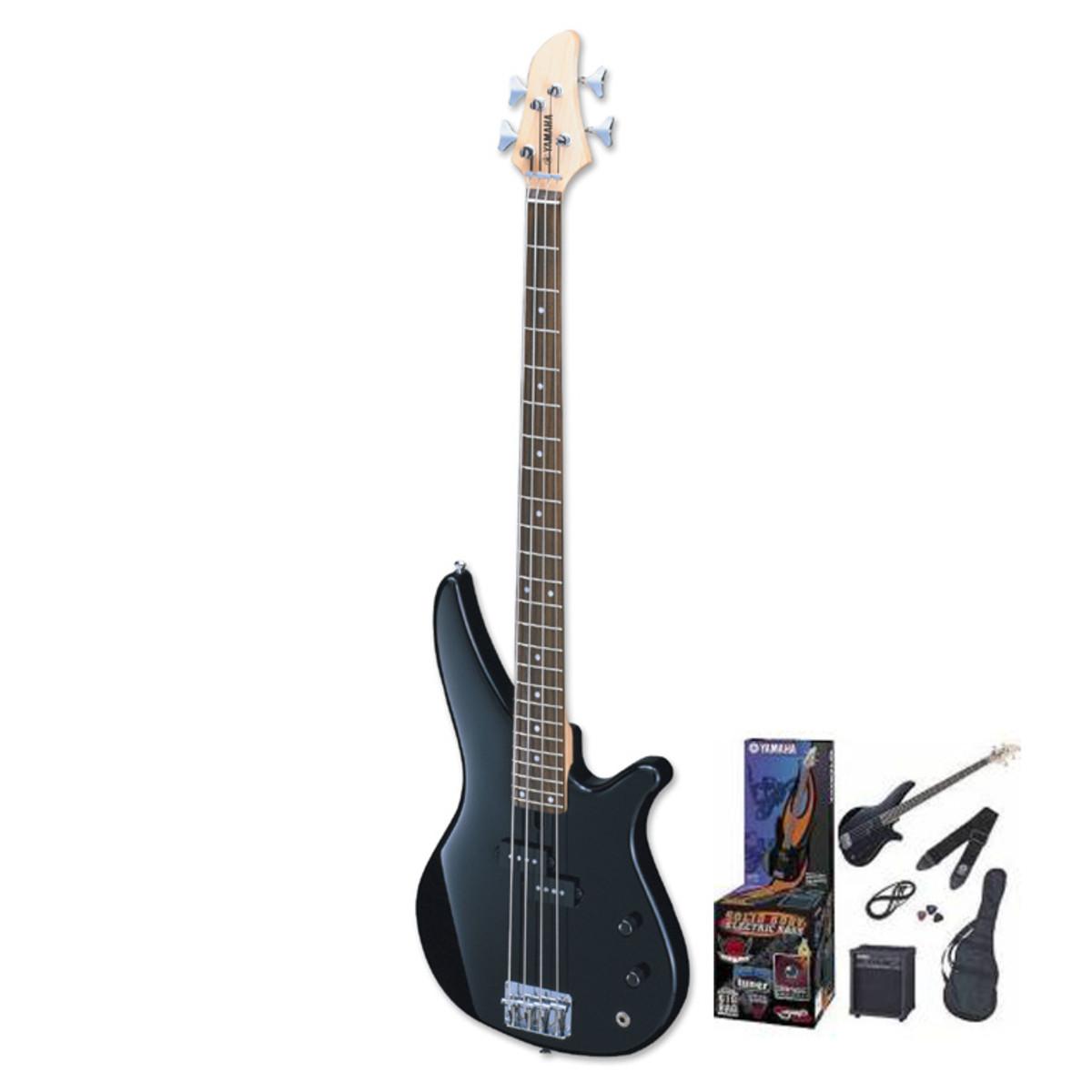 Yamaha Bass Guitar Starter Pack
