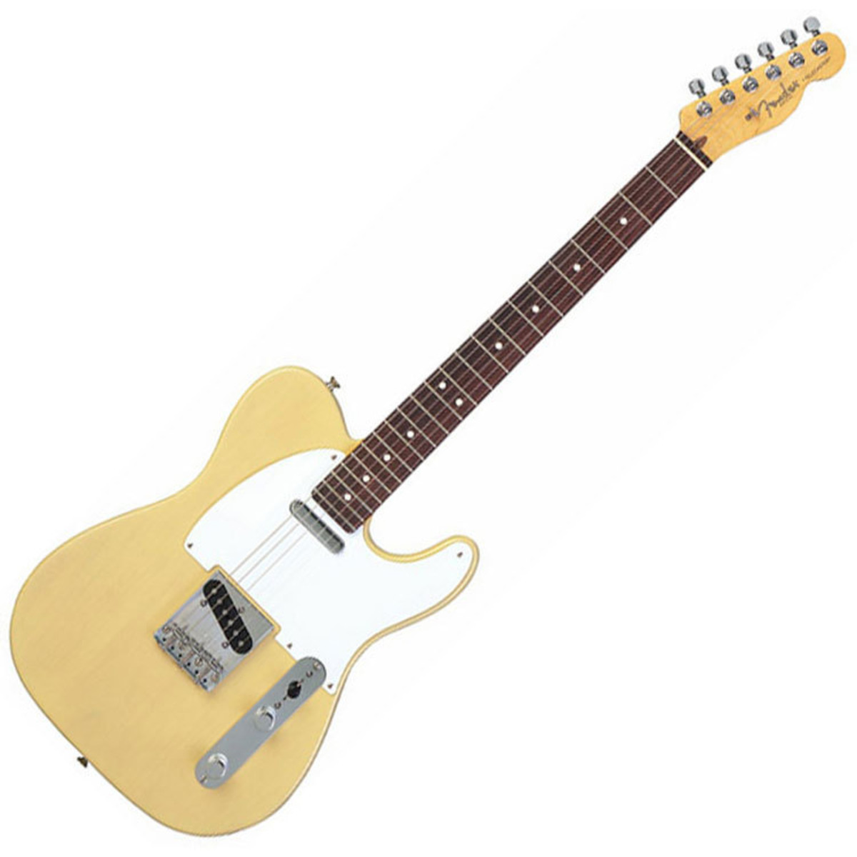 DISCONTINUED Fender Highway 1 Telecaster, RW, Honey Blonde ...