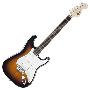 Squier by Fender Affinity Stratocaster, Brown Sunburst