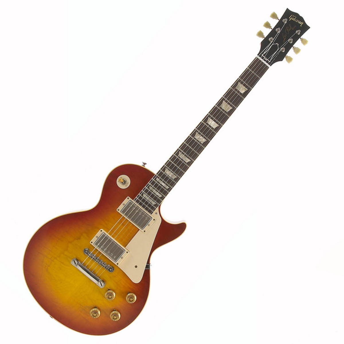 1959 Gibson Les Paul : gibson les paul 1959 reissue v o s washed cherry at gear4music ~ Russianpoet.info Haus und Dekorationen