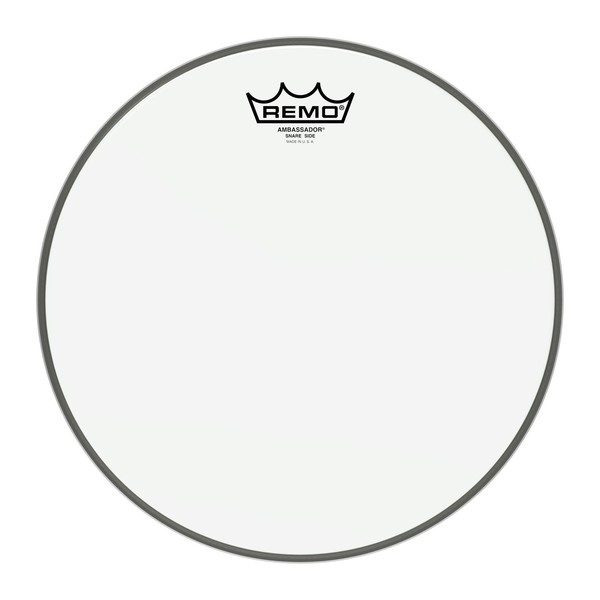 Remo Ambassador Hazy Snare Side 12'' Drum Head - Main Image