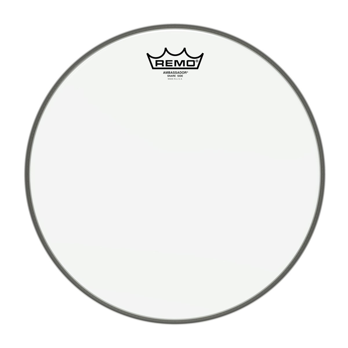 Click to view product details and reviews for Remo Ambassador Hazy Snare Side 13 Drum Head.