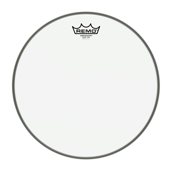 Remo Ambassador Hazy Snare Side 13'' Drum Head - Main Image