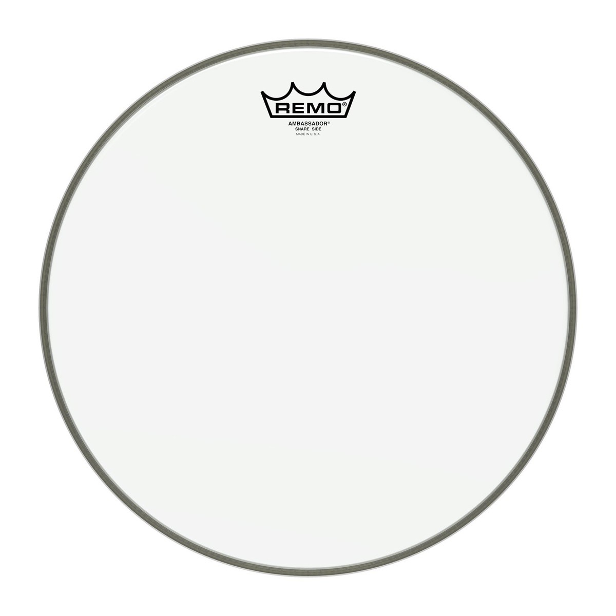 Click to view product details and reviews for Remo Ambassador Hazy Snare Side 14 Drum Head.