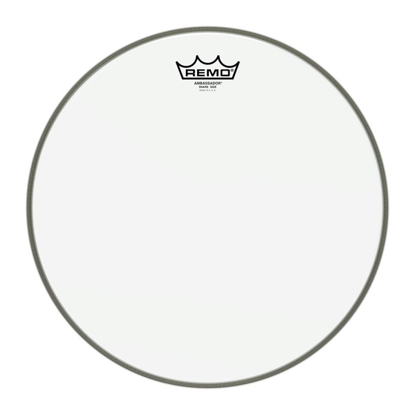 Remo Ambassador Hazy Snare Side 14'' Drum Head - Main Image