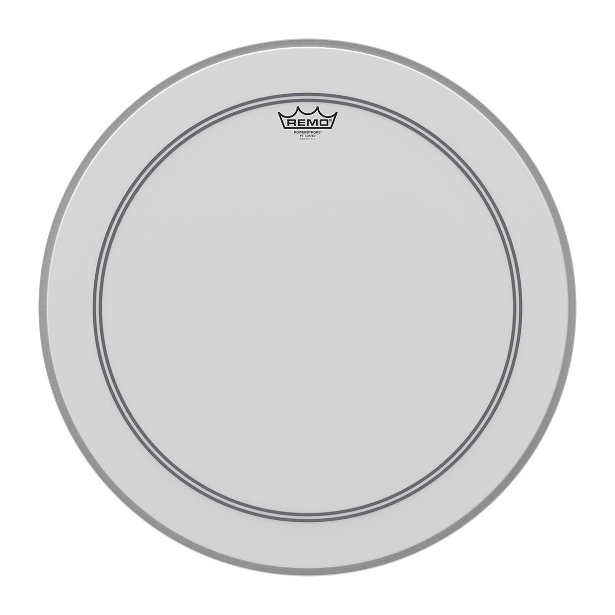 Click to view product details and reviews for Remo Powerstroke 3 Coated 20 Impact Patch Drum Head.