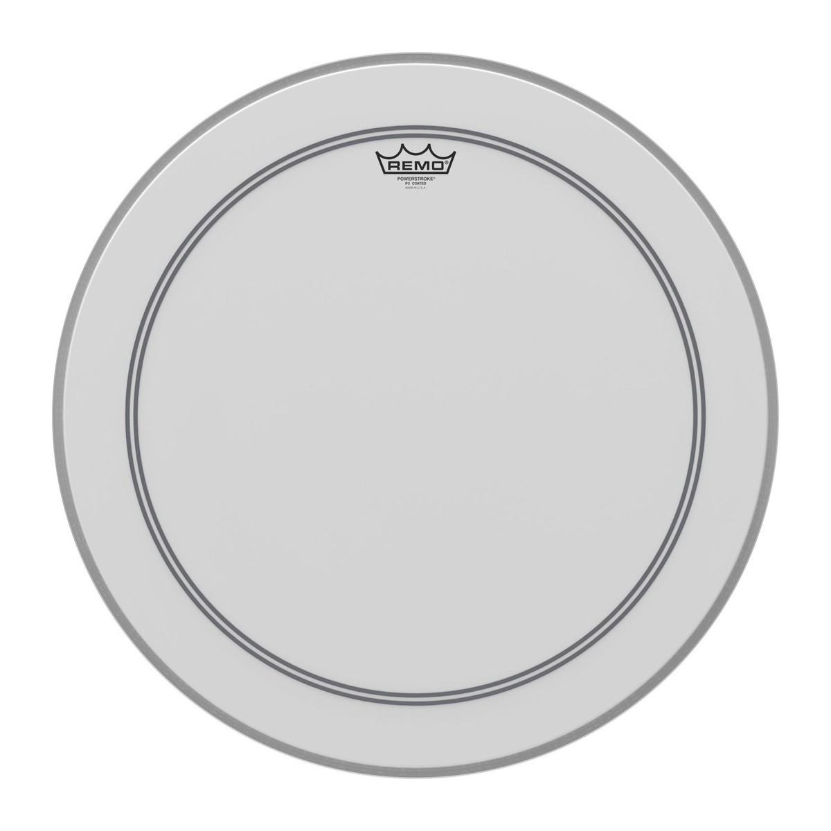 Remo Powerstroke 3 Coated 22 Impact Patch Drum Head