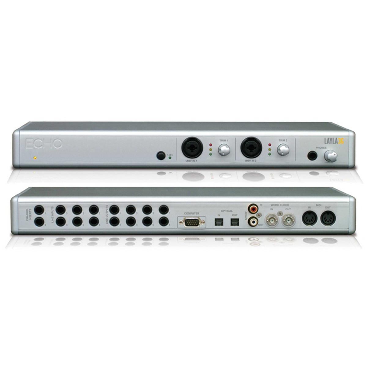ECHO DIGITAL AUDIO CORPORATION LAYLA 3G DRIVER FOR MAC