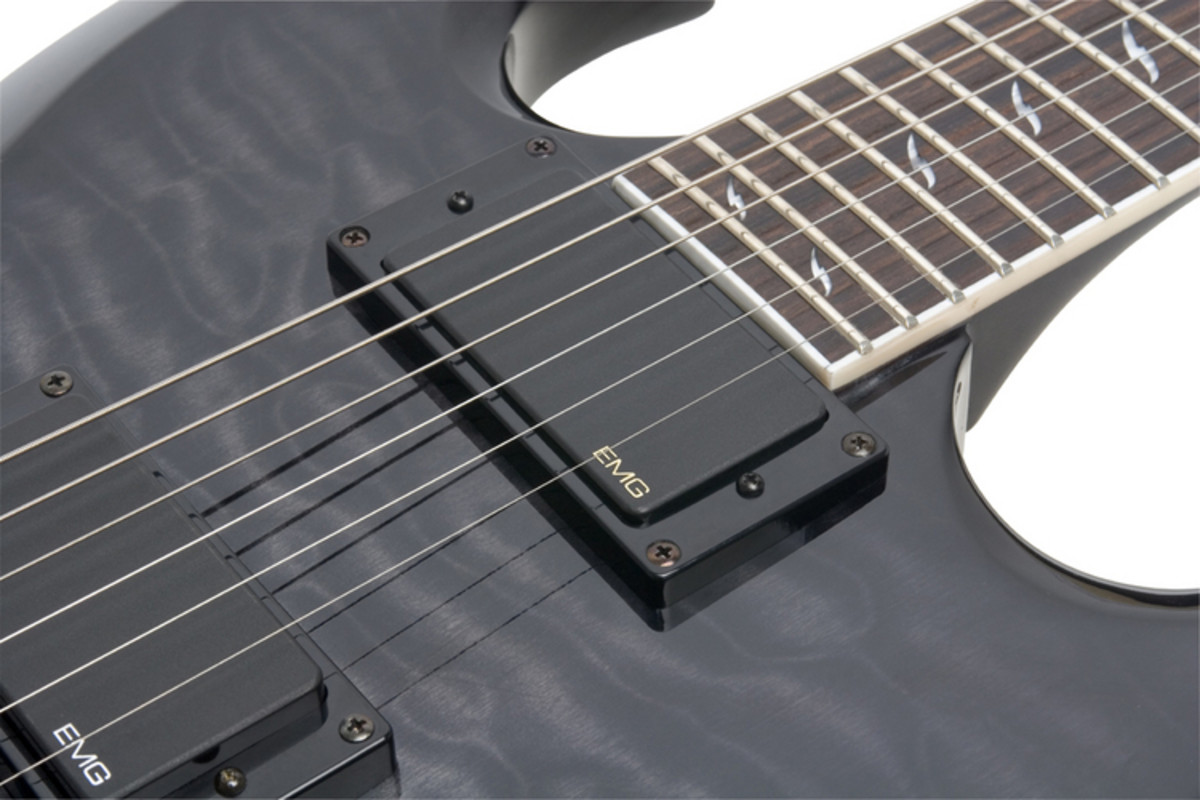 Disc Epiphone Sg Custom Ex Emg 81 85 Midnight Ebony At Gear4music