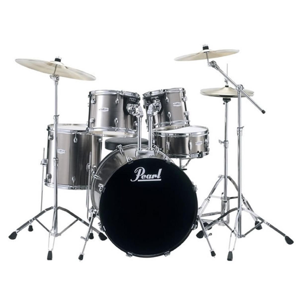 DISC Pearl FZ725 Forum Drum Kit, - 117.3KB