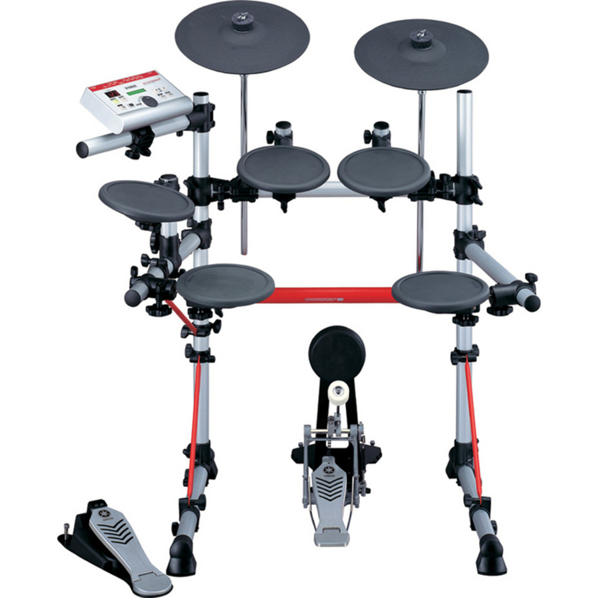 Yamaha Dtxk Electronic Drum Kit Demo