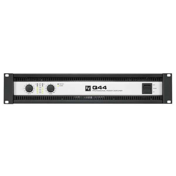 Electro-Voice Q44 II Q Series Power Amplifier, Front