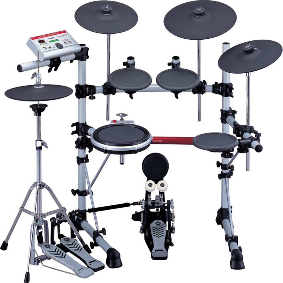 Yamaha Dtxpress Iii Drum Kit