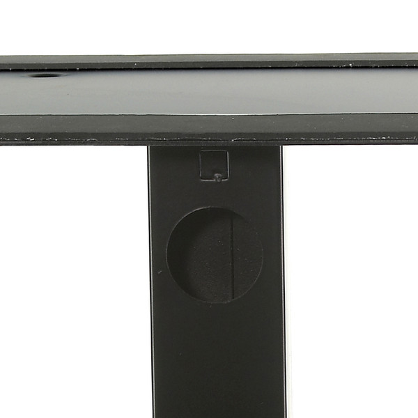 K 330 91cm Fixed Height Monitor Stand By Gear4music At