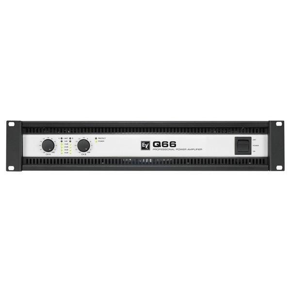 Electro-Voice Q66 II Q Series Amplifier, Front