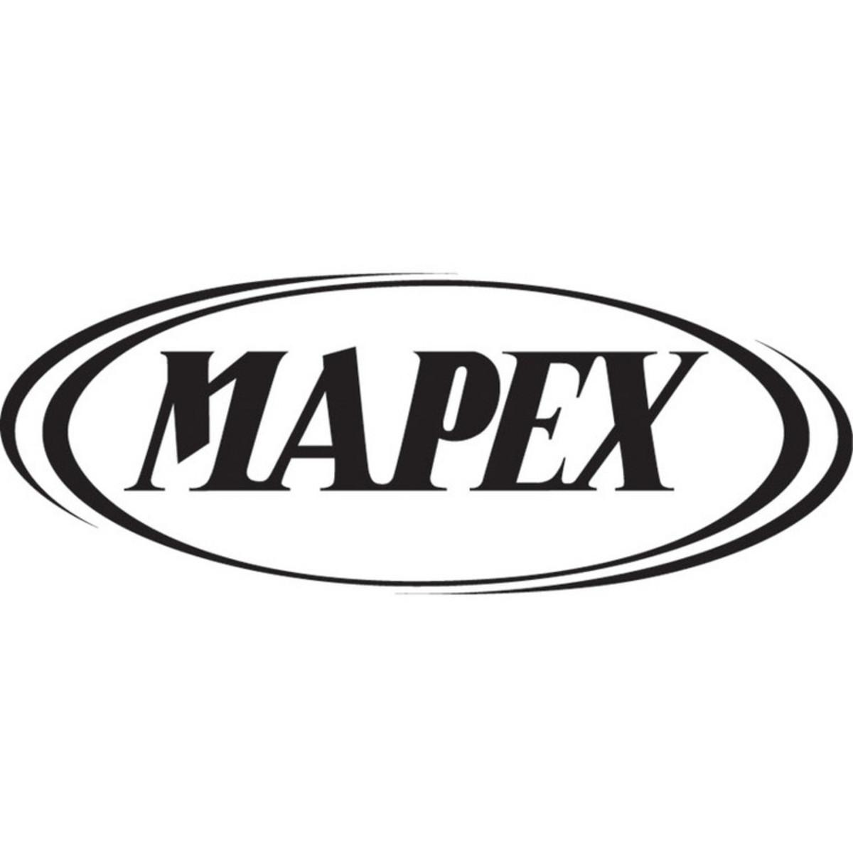 mapex meridian birds eye maple 6 piece kit limited edition