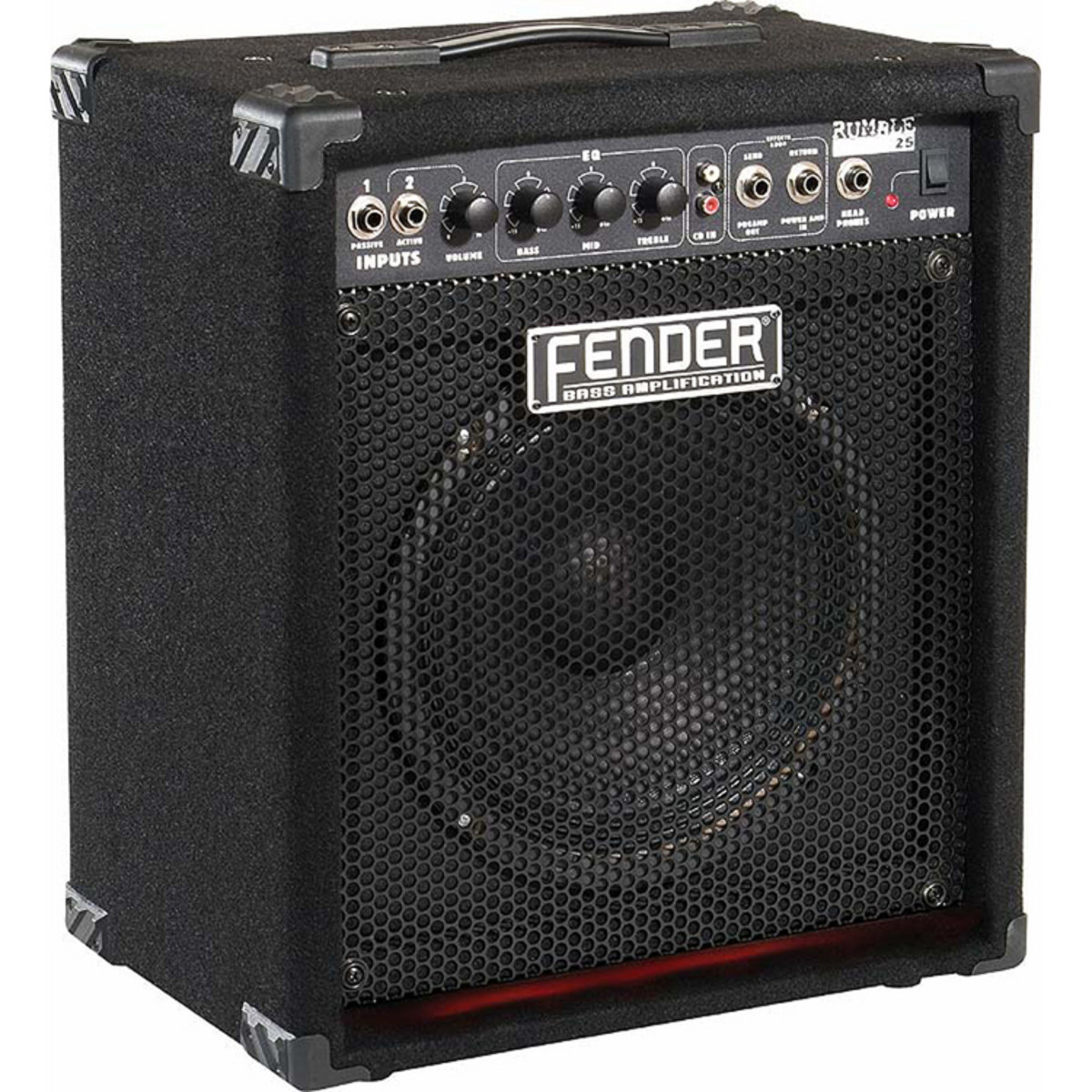 Discontinued Fender Rumble 25 Bass Amp 25 W 1 X 10