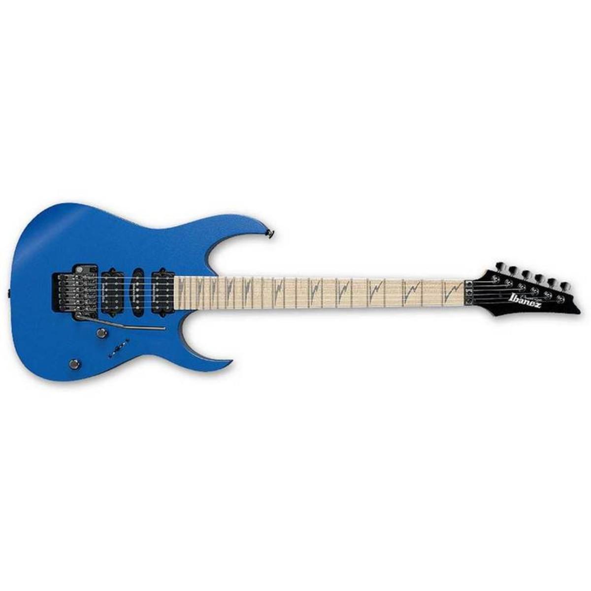 Ibanez RG2570MZ Prestige Electric Guitar, Vital Blue at Gear4music.com