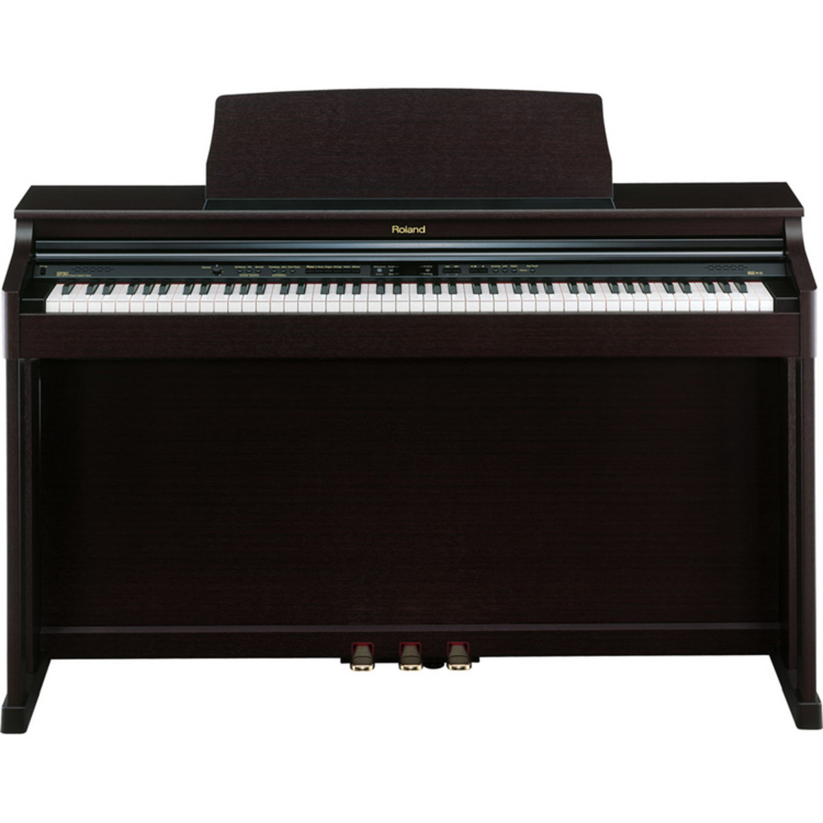 roland hp 203 digital piano rosewood at gear4music. Black Bedroom Furniture Sets. Home Design Ideas