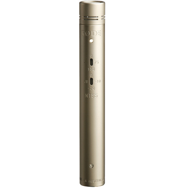Rode NT55 Studio Condenser Microphone - Front