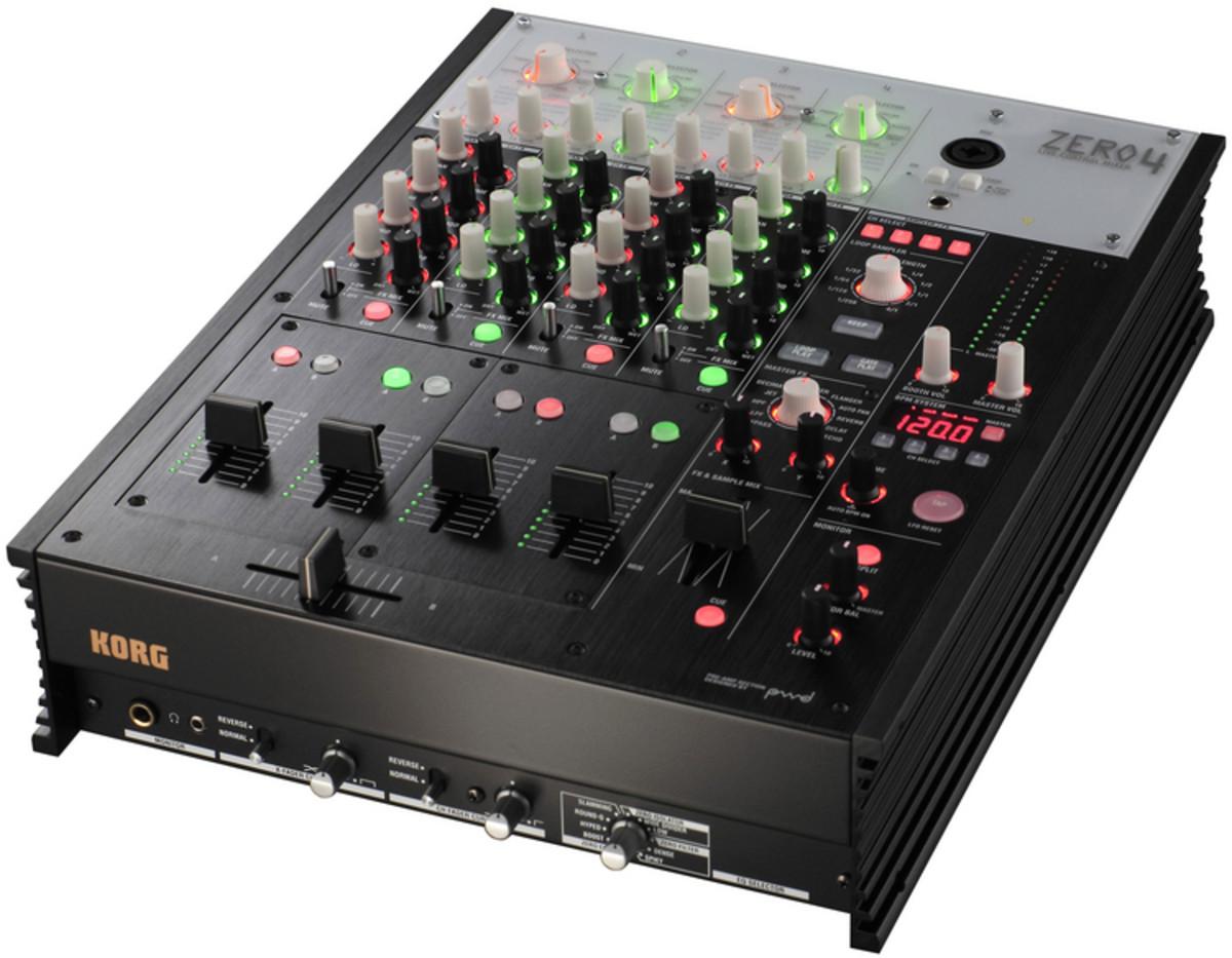 table de mixage korg zero 4
