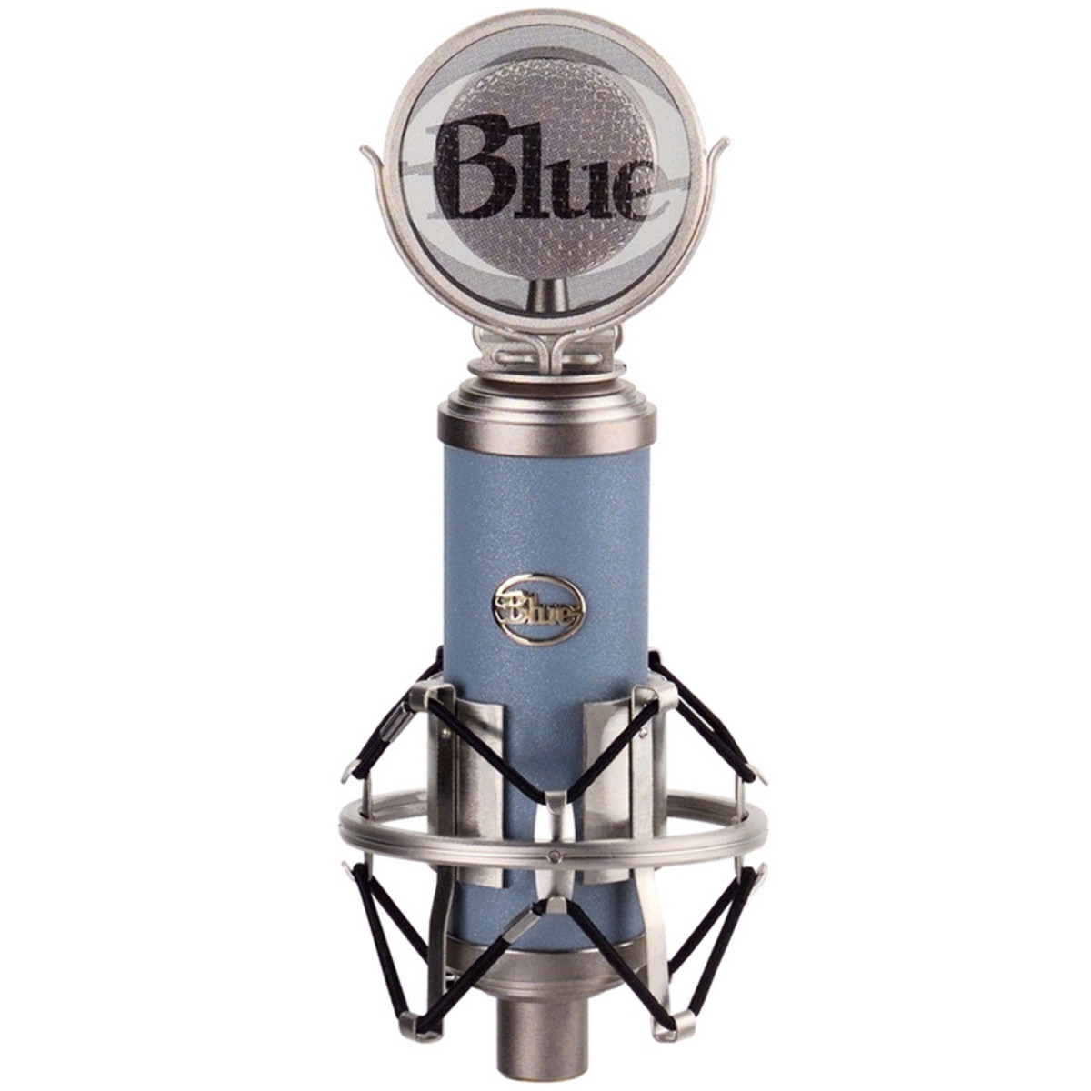 Blue Bluebird Micr 243 Fono Condensador Cardioide Gear4music