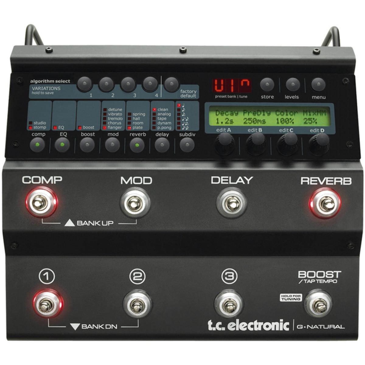 Gig Bag for Nova System and G-Natural TC Electronic Gig Bag