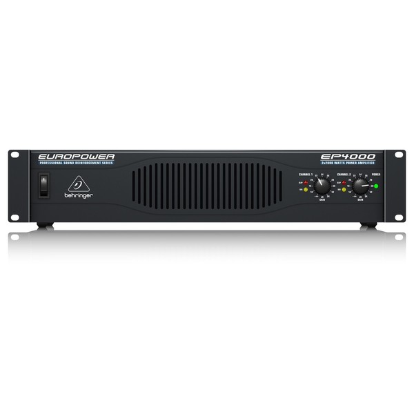 Behringer EP4000 Amplifier