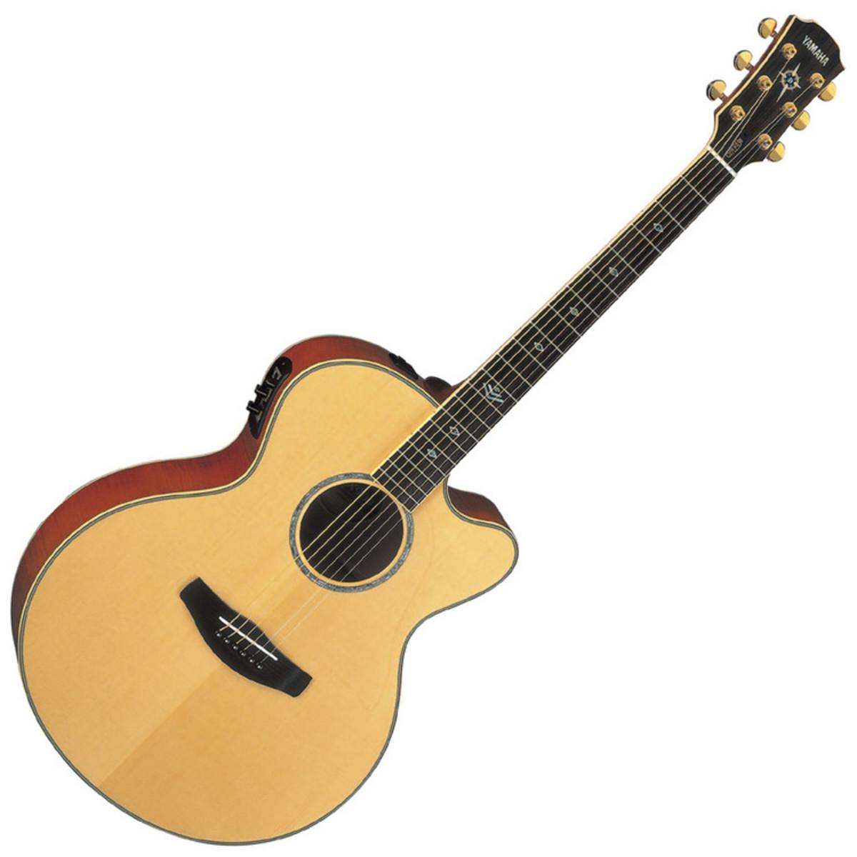 cd yamaha cpx900 elektro akustik gitarre natur bei gear4music. Black Bedroom Furniture Sets. Home Design Ideas