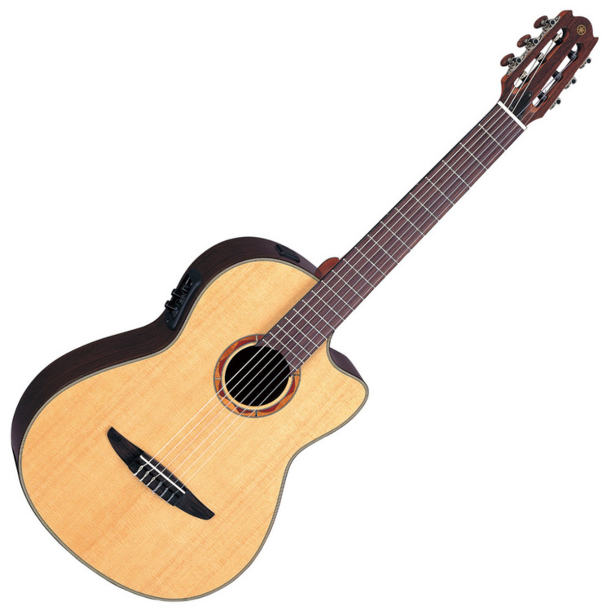 Yamaha ncx900r electro acoustic classical guitar at for Yamaha acoustic bass guitar