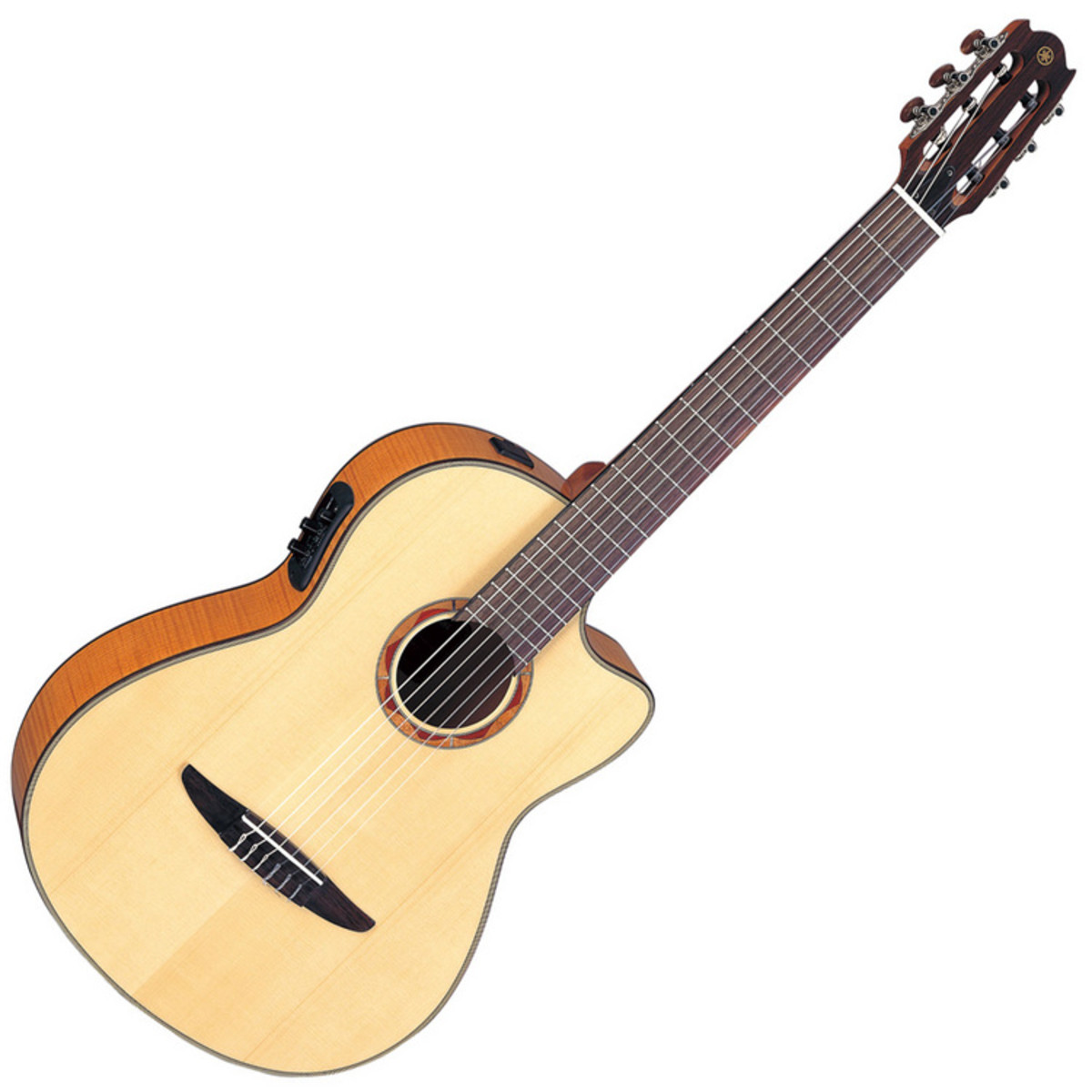 Yamaha ncx900fm electro acoustic guitar at for Yamaha acoustic bass guitar