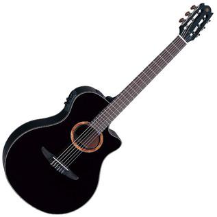 Yamaha NTX700 Electro Acoustic Guitar, Black