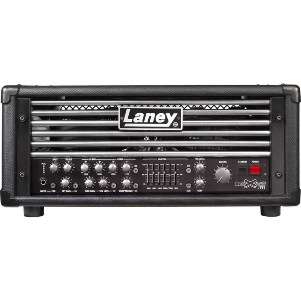 laney nexus tube bass valve amp head at gear4music. Black Bedroom Furniture Sets. Home Design Ideas