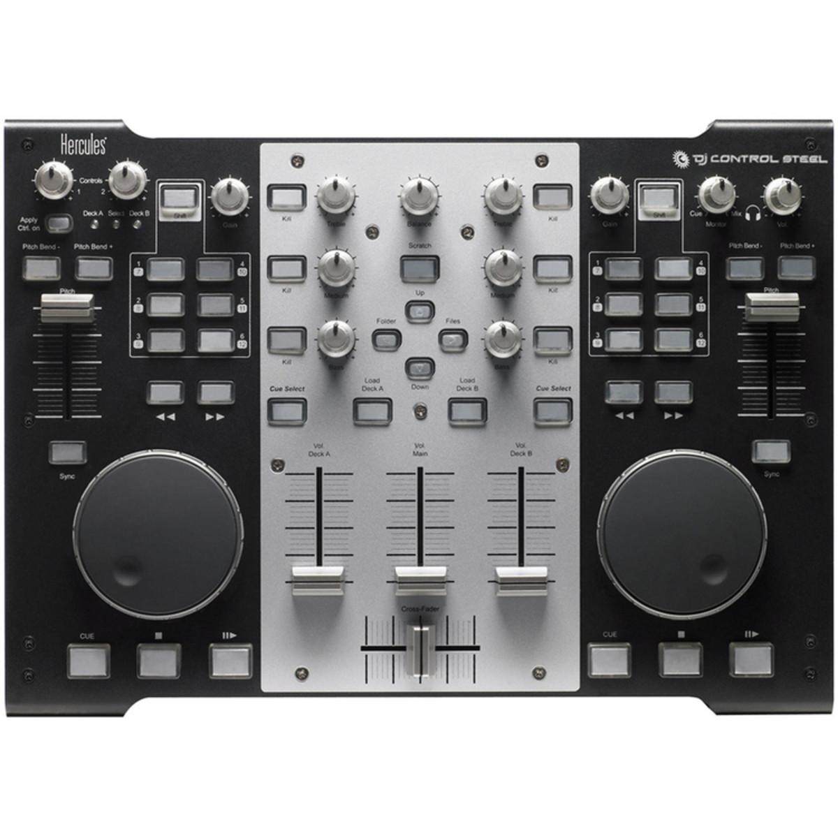 DRIVER UPDATE: HERCULES DJ CONSOLE MK1