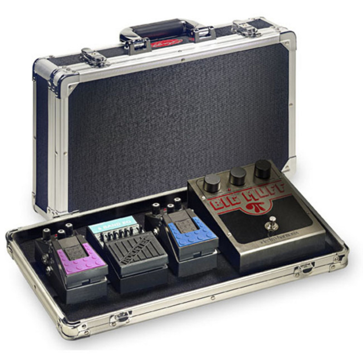 stagg upc 424 guitar pedal board at gear4music. Black Bedroom Furniture Sets. Home Design Ideas