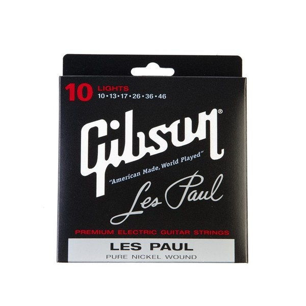 Gibson Les Paul Electric Strings 010 - 046
