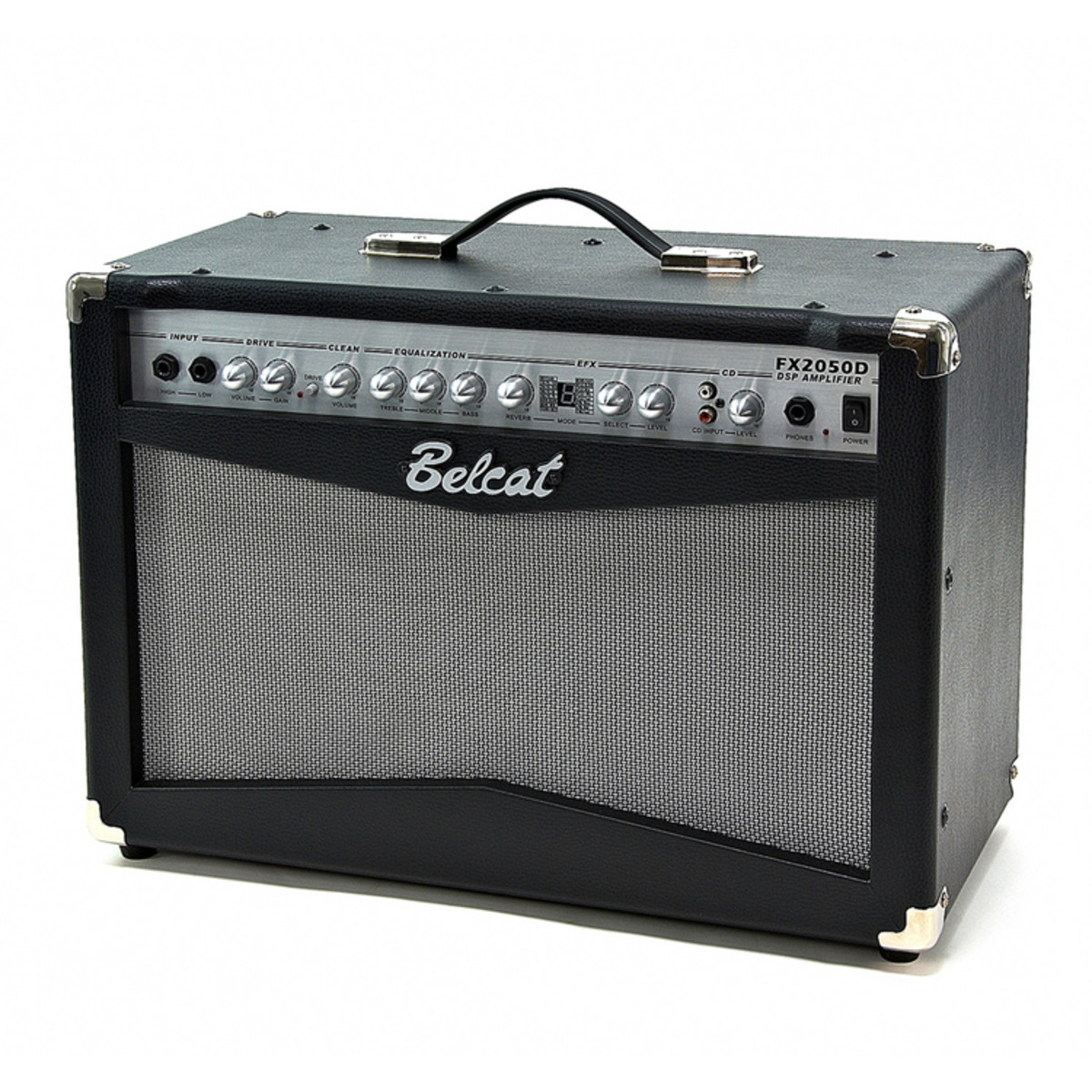 belcat fx2050d 50w guitar combo amp at gear4music. Black Bedroom Furniture Sets. Home Design Ideas