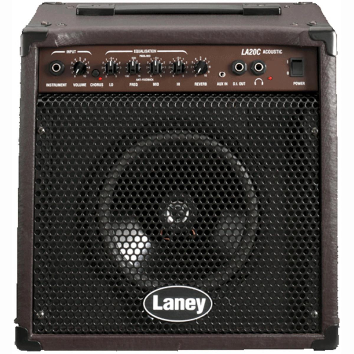 laney la20c acoustic guitar combo amplifier at gear4music. Black Bedroom Furniture Sets. Home Design Ideas