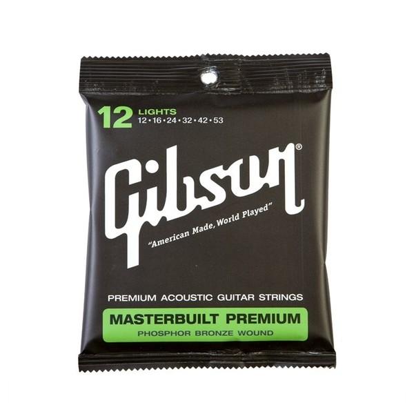 Gibson Masterbuilt Premium Phosphor Bronze 012-053