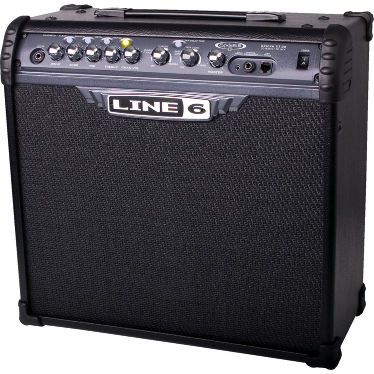 line 6 spider iii 30 watt combo guitar amplifier at gear4music. Black Bedroom Furniture Sets. Home Design Ideas
