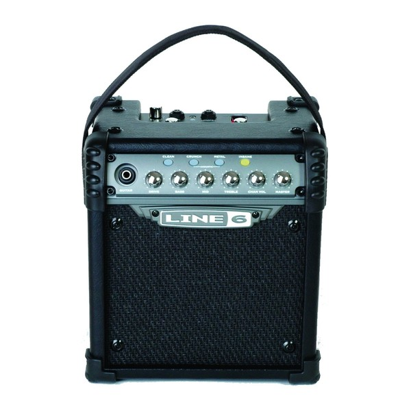 Line 6 Micro Spider 6 Watt Portable Combo Guitar Amplifier