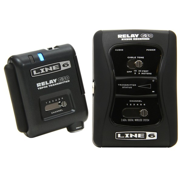 Line 6 Relay G30 Wireless Guitar System