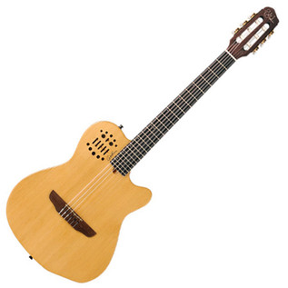 Godin ACS-SA Slim Acoustic Guitar with Synth Access Natural