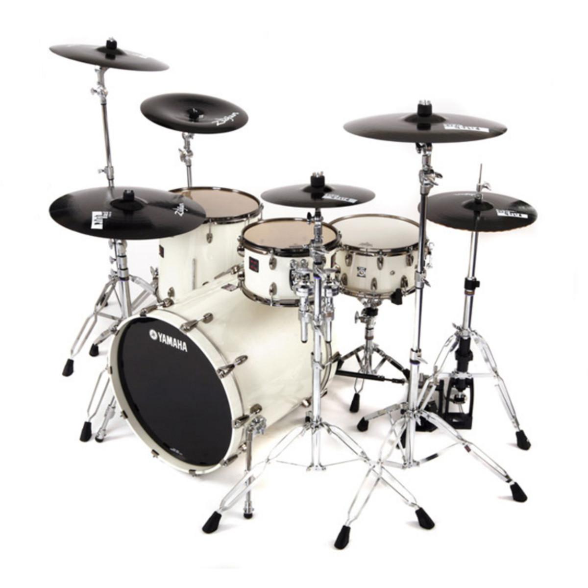 Discontinue yamaha oak custom x 3 piece shell drum kit for Yamaha portable drums