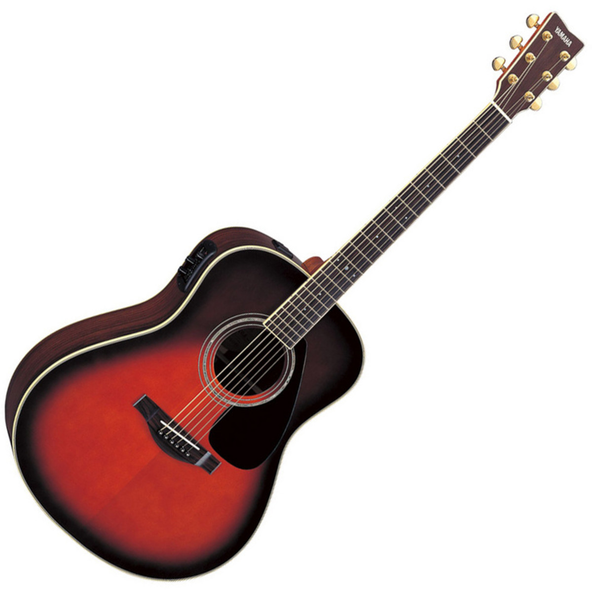 yamaha llx6a guitare electro acoustique tobacco sunburst. Black Bedroom Furniture Sets. Home Design Ideas
