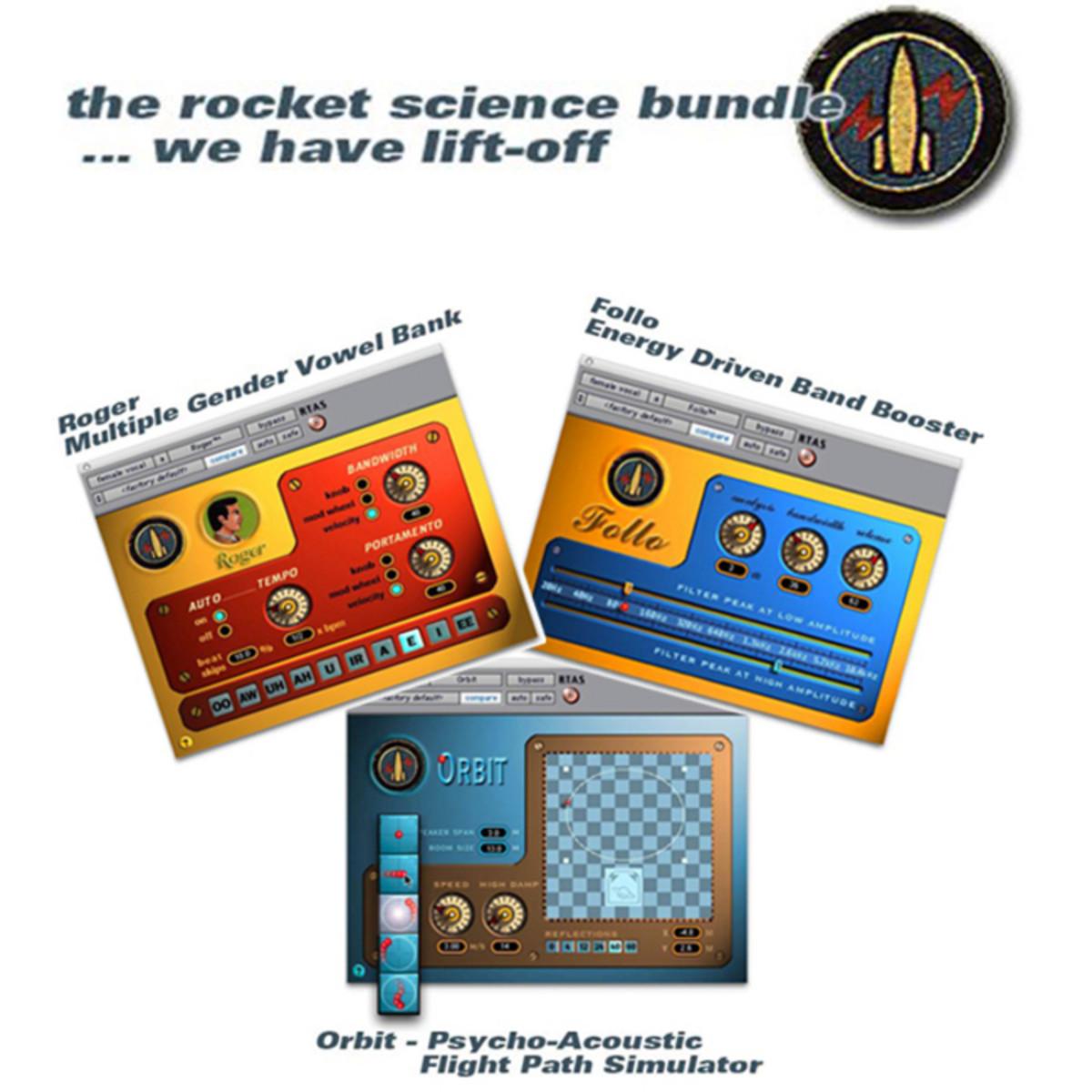DISC Audioease Rocket Science Bundle | Gear4music - photo#9