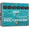 Electro Harmonix Stereo Polyphase Guitar Effects Pedal