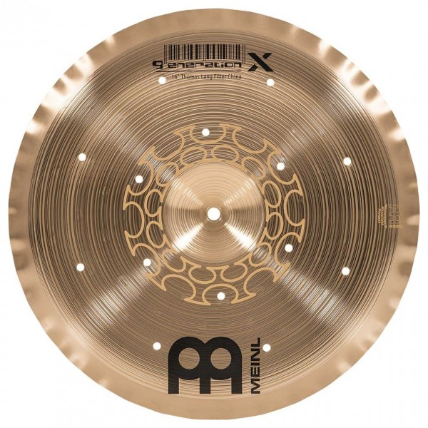 Meinl Generation X 16'' Filter China Cymbal