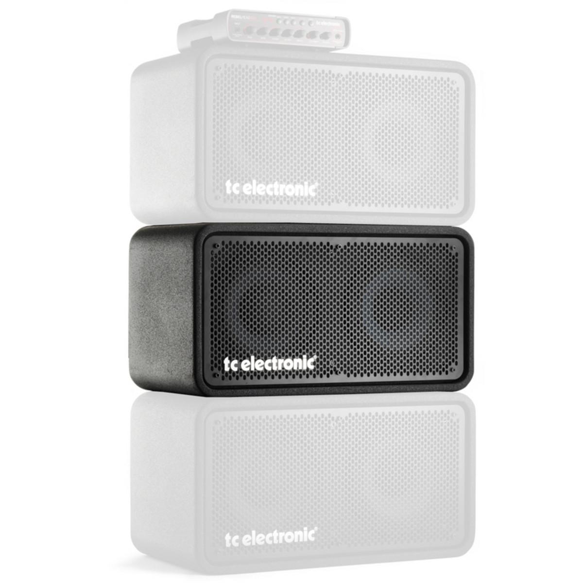 tc electronic rebelstack rs210 bass speaker cab 2 x 10 39 39 at gear4music. Black Bedroom Furniture Sets. Home Design Ideas